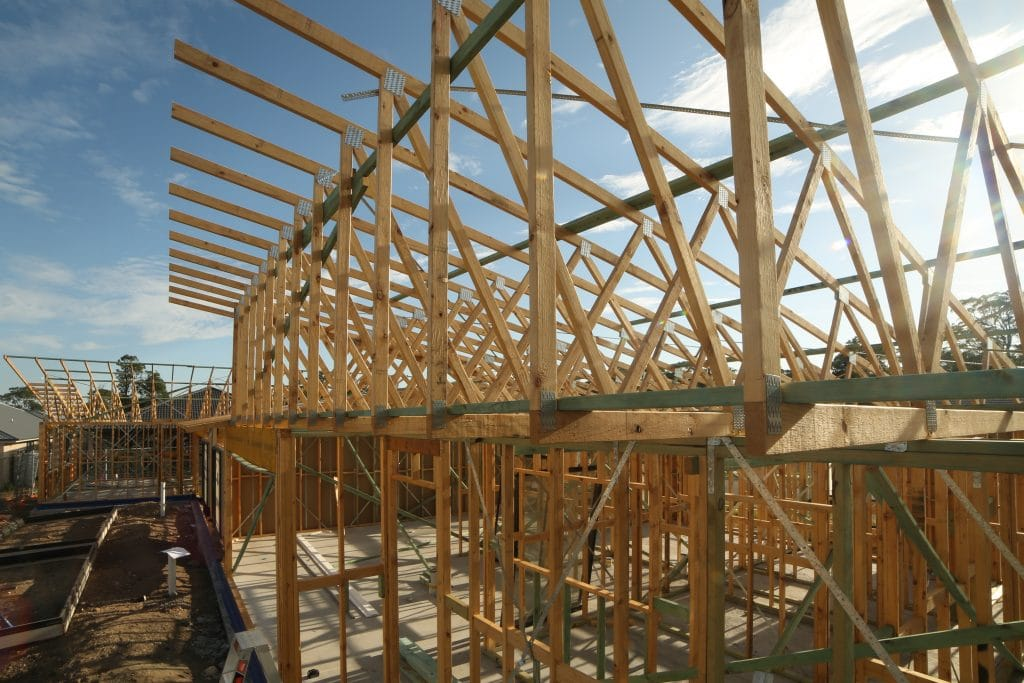 newcastle timber trusses