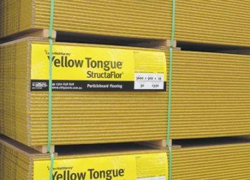 Yellow Tongue